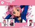 Amu - shugo-chara wallpaper