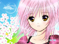 shugo-chara - Amu wallpaper
