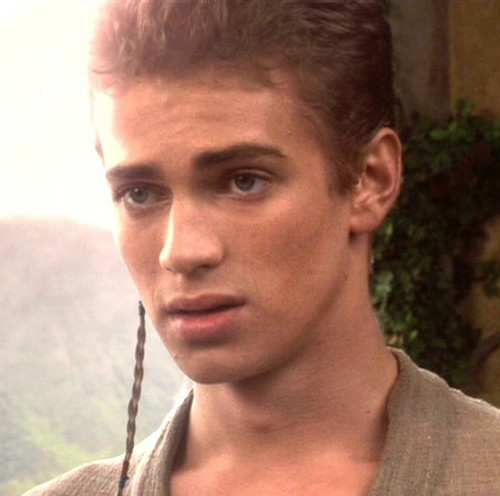 Anakin, morning