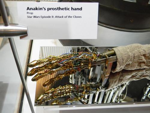 Anakin's AOTC hand