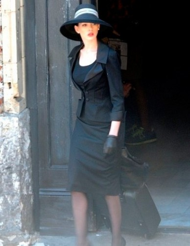 Anne Hathaway / th dark knight rises