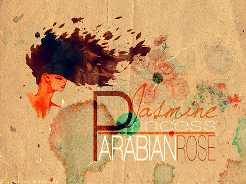 Arabian Rose ~ jazmín