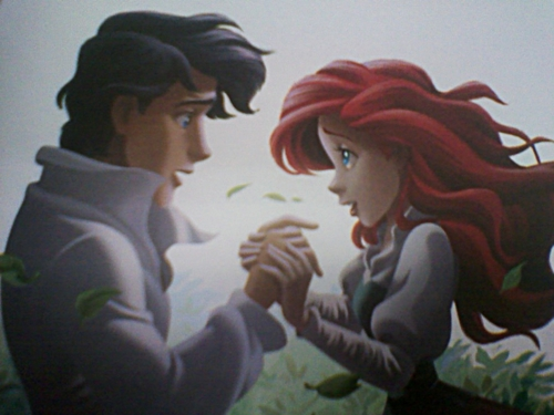 Disney Princess images Ariel and Eric wallpaper and ...