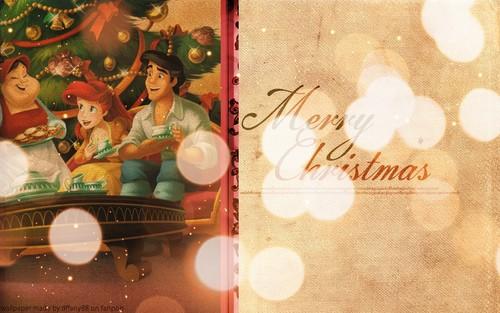 Ariel's Christmas ~ ♥