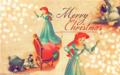 Ariel-s-Christmas-disney-princess