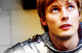 Arthur Pendragon, big blue eyes