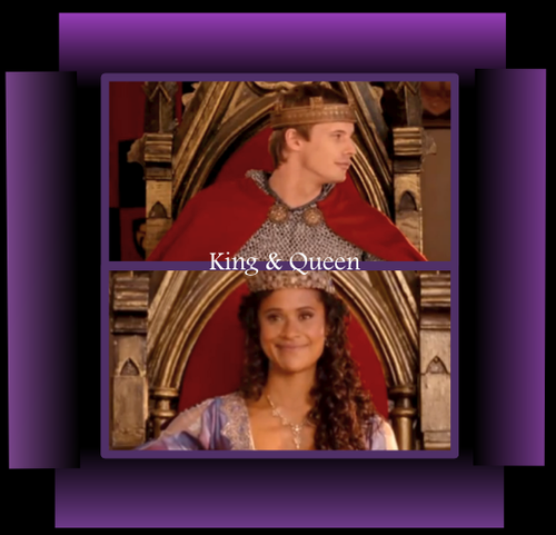 Arwen King & queen
