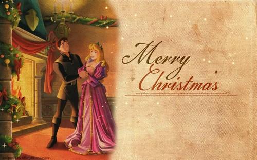 Aurora-s-Christmas-disney-princess