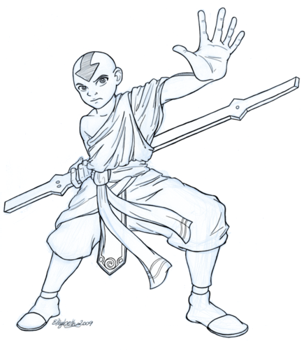 awatara Aang
