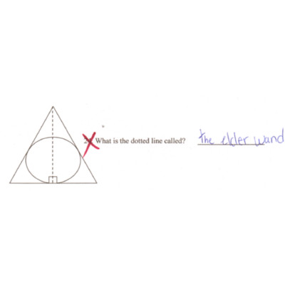 Awesome Exam Answer