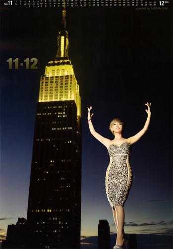 Ayu - 2012 Calendar