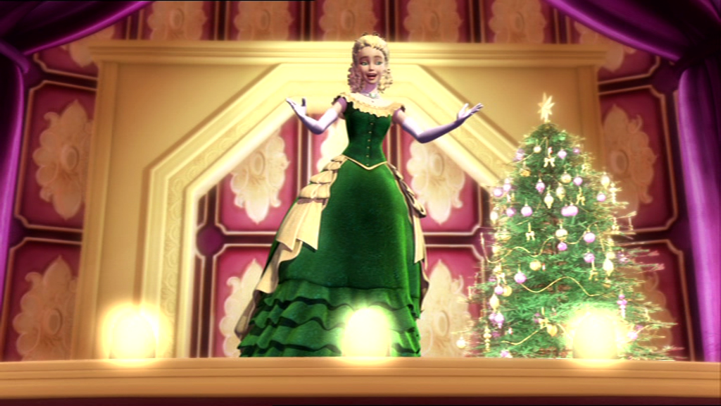 Animation Unplugged...: Barbie in a Christmas Carol