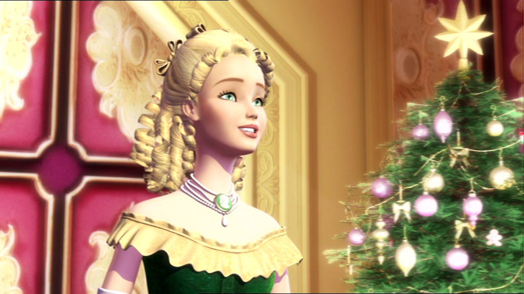 Barbie in A Christmas Carol - The Old Barbie Movies Image (27864879) - Fanpop