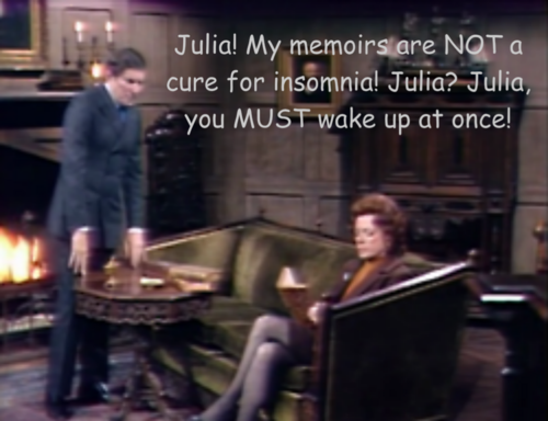 Barnabas and Julia--Funnies