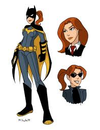 Young Justice wallpaper called Batgirl, Young Justice Style