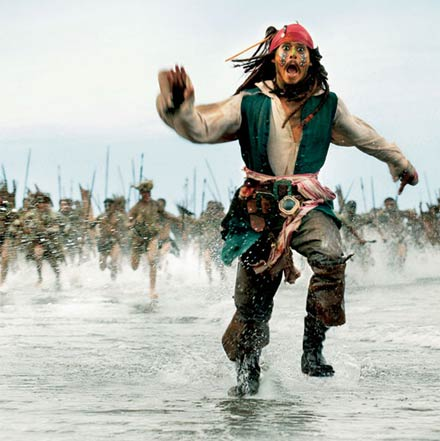 Best Expression ever - captain-jack-sparrow photo