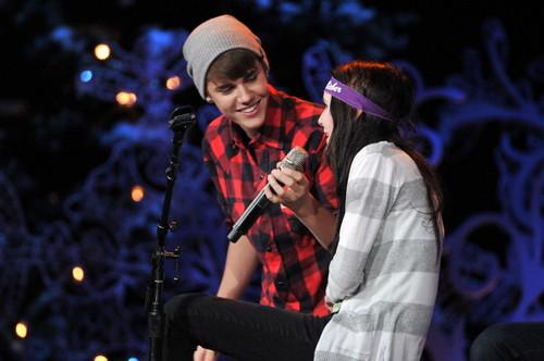 Bieber nyumbani for the Holidays