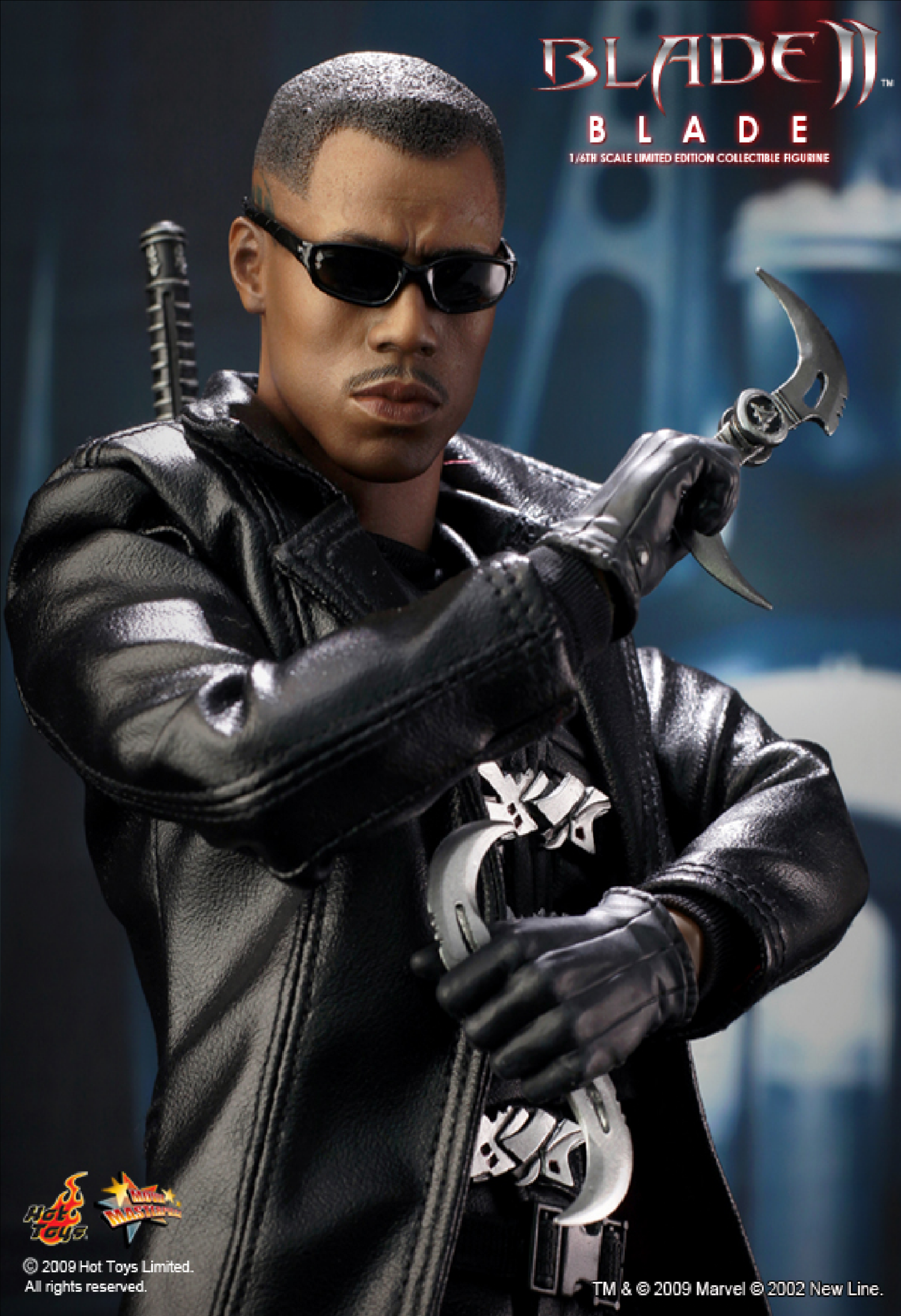 Blade images Blade Action Figure HD wallpaper and background photos ...