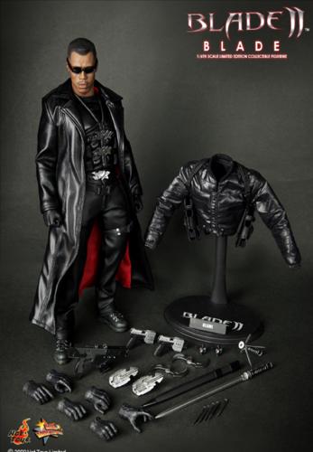 Blade Action Figure