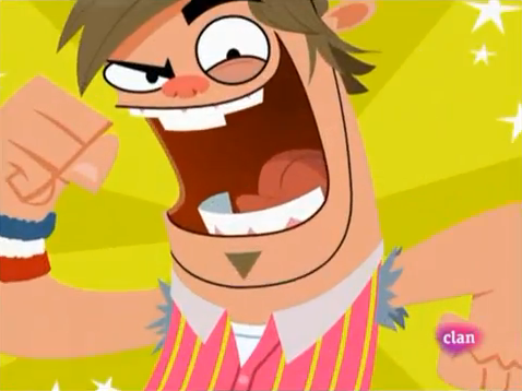 Fanboy and Chum Chum Club wallpaper probably with Anime called Boog