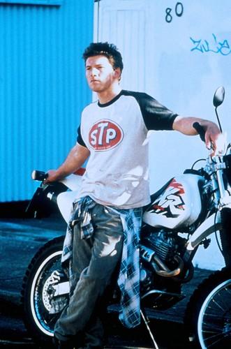Sam Worthington hình nền possibly containing a motorcycle cop and a người đi xe mô tô, người đi xe máy, xe mô tô called Bootmen Promotional Still
