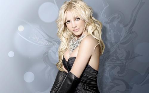 Britney karatasi la kupamba ukuta ❤