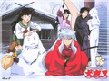 Calendar - inuyasha wallpaper