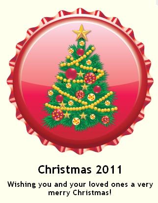 Natale 2011 berretto, tappo