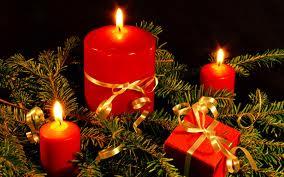 বড়দিন Candles
