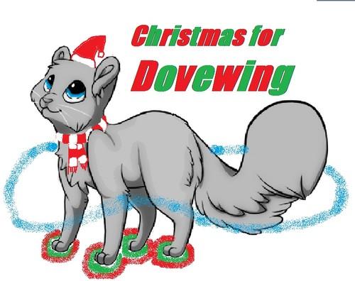 圣诞节 Dovewing :)