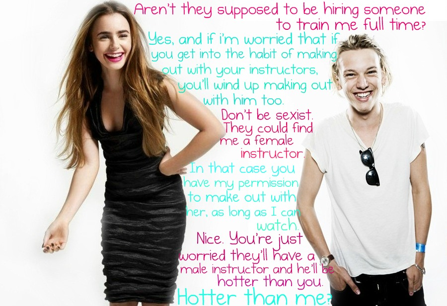 Clary & Jace Quote