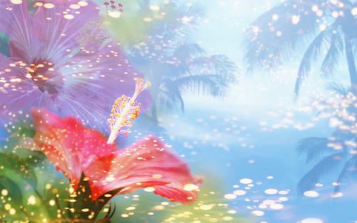 Clip art फूल free
