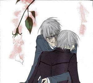 Close hug