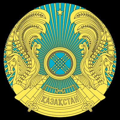 コート of arms of Kazakhstan
