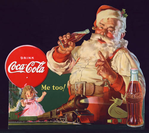 Coca-Cola Christmas - rennerocksclub Photo