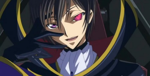 Code Geass wolpeyper entitled Code Geass _ Lelouch