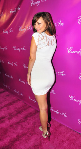 Courtenay Semal Arrives at the Candy Ice New Collection Launch