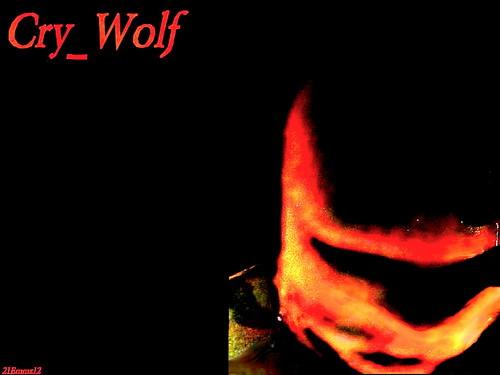 Cry 狼, オオカミ