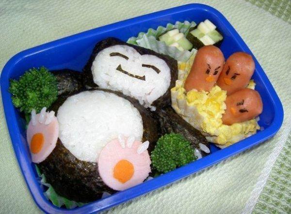 Cute sushi~! - Sushi Photo (27830202) - Fanpop