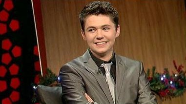 Damian on RTE's Late Late Show 12/23/11