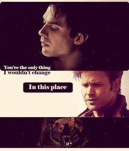 Damon&Alaric