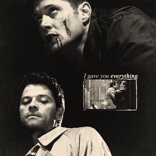 Dean&Castiel