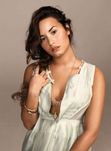 Demi Lovato wallpaper with a portrait called Demi Lovato for Glamour Magazine