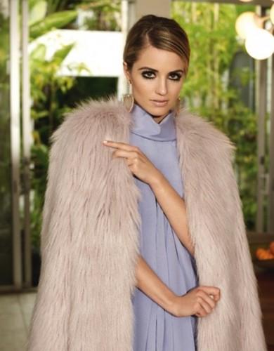 Dianna Agron-Nylon Magazine 2011