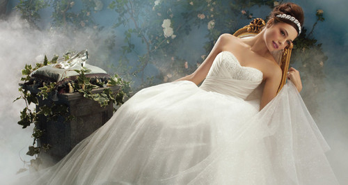 ディズニー Princess Bridal Collection