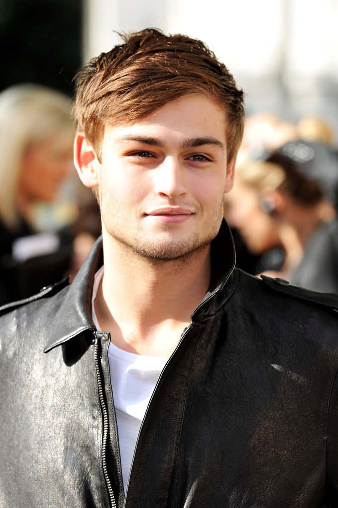 Douglas Booth - Actors...