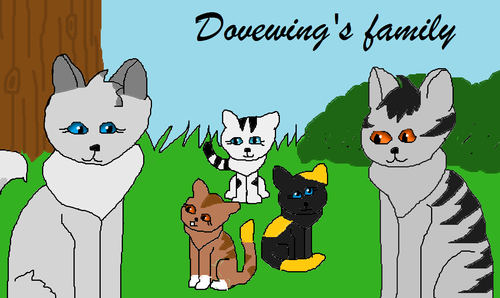 Dovewing's family :)