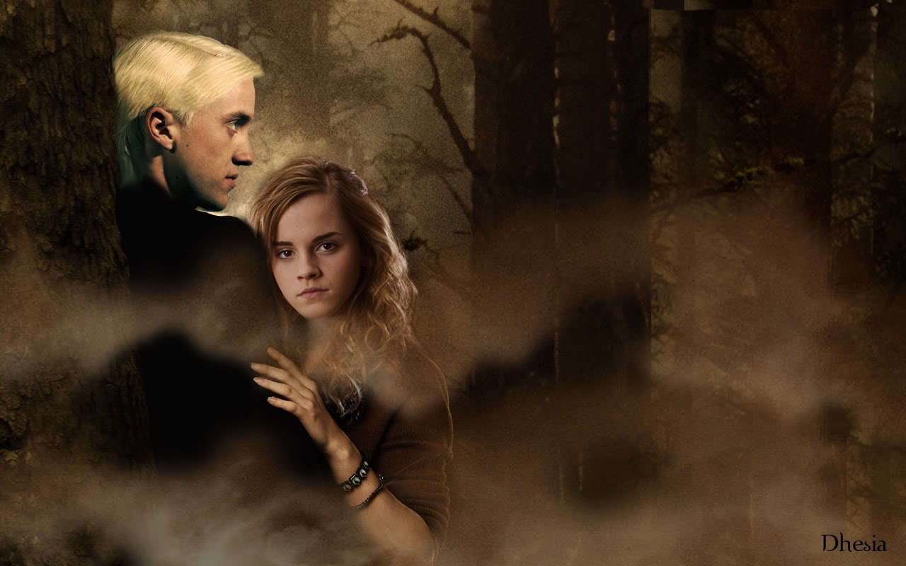 Draco and Hermione - Dramione Photo (27811107) - Fanpop