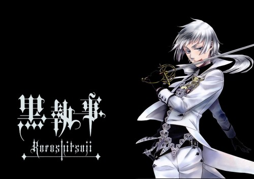 black butler wallpaper titled Earl Charles Grey
