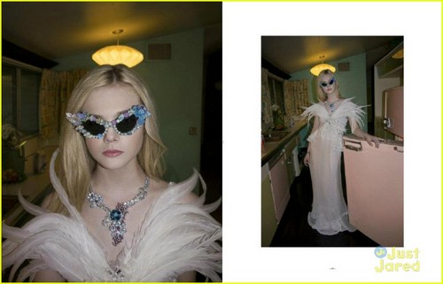 Elle Fanning: 'A Magazine Curated by Rodarte' Feature!